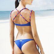 Bikini Era Cordoni Bluette Bikiamani