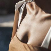 Bikiamani Sofia Camoscio Bianco